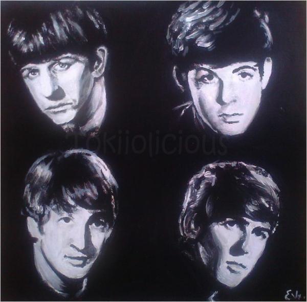 The Beatles by 1DBeatle
